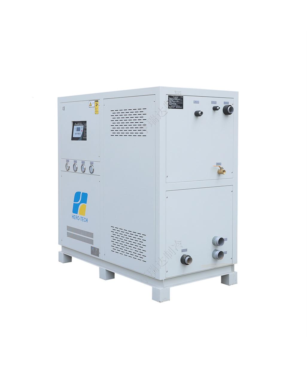 低温工业冷冻机(水冷)