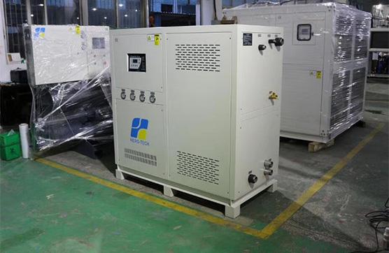 水冷式冷水机的维修与保养