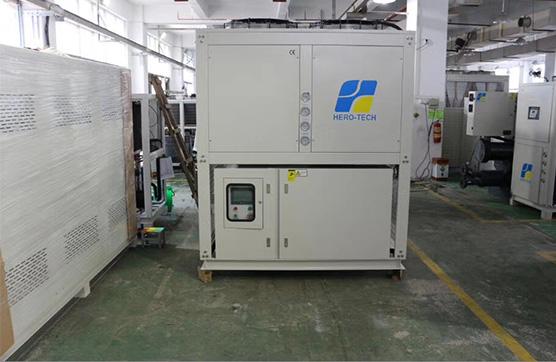 冷水机在压铸机的验证结果及分析