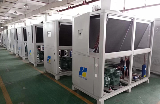 冷水机凉水塔设备保养方法