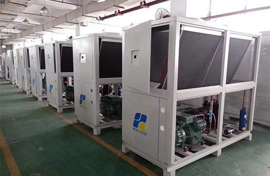 冷水机组水系统清洗重要性