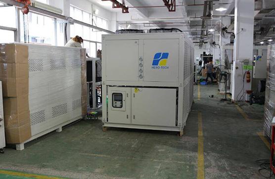 工业冷水机在使用中应注意的常识问题