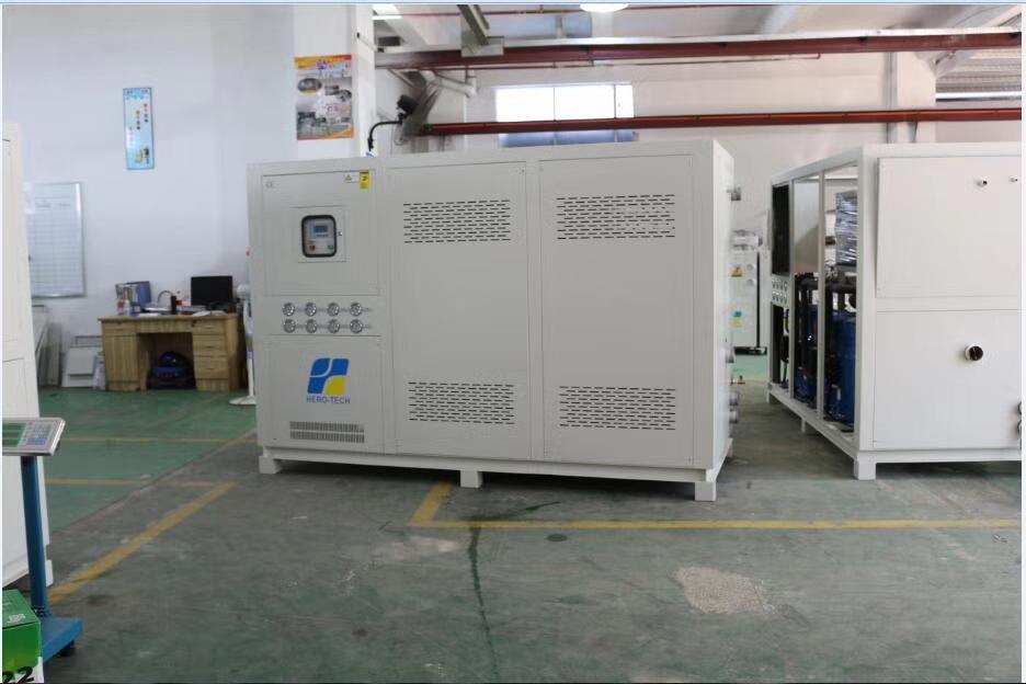 有效控制工业冷水机能源消耗的方法