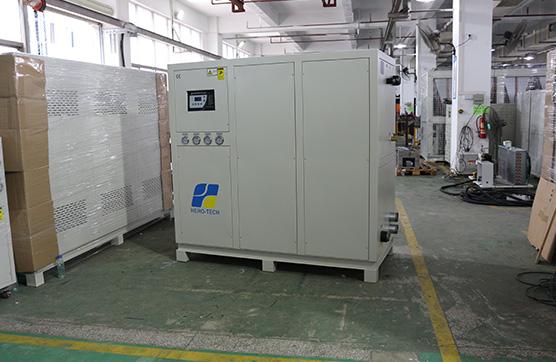 风冷式冷水机与水冷式冷水机的工作原理和区别