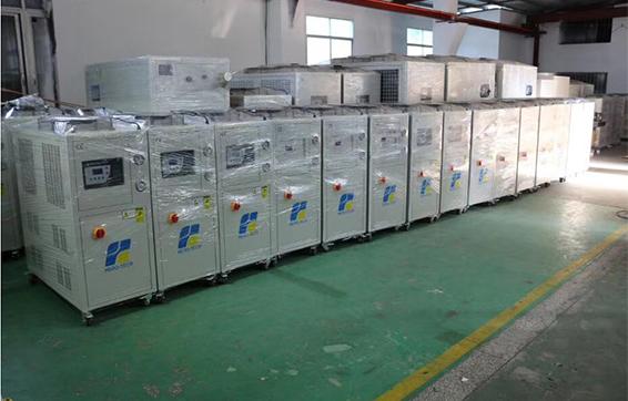 安裝冷水制冷机组应当选用在什么样的自然环境和检修区域?