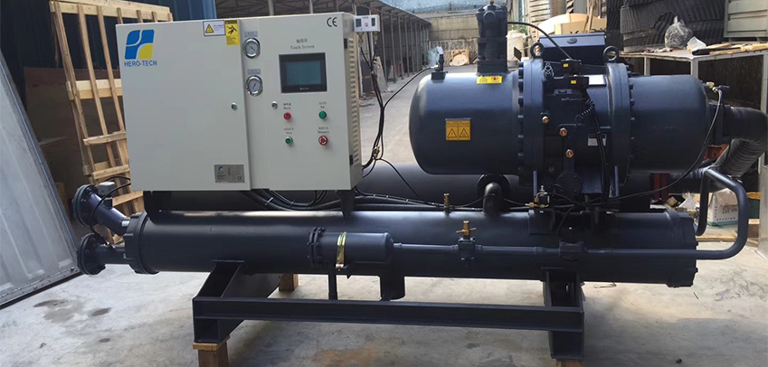 制冷机组离心水泵的选择形式和泵总流量的计算公式
