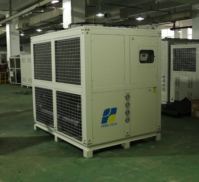 制冷机组水系统软件清理重要程度