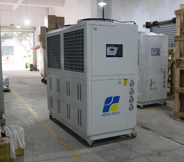 冷水机的保养工作主要有哪些?