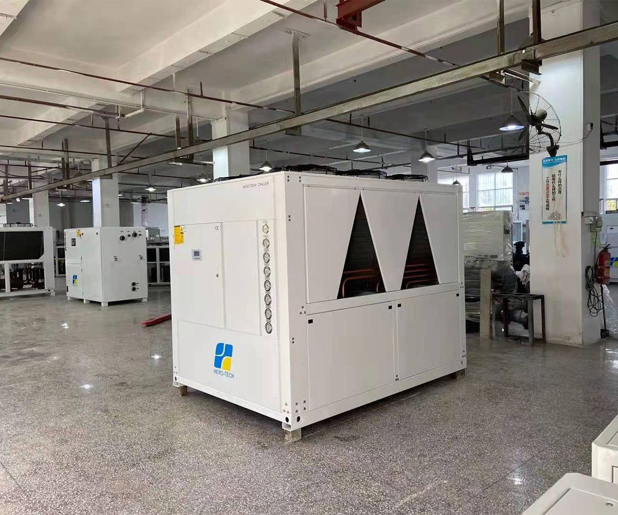 玻璃钢冷却塔出水量溫度做到是多少,才可以使工业冷水机能耗最优控制?